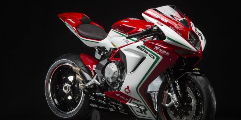 MV Agusta F3 800 RC limited edition launched for Rs 19.73 lakh