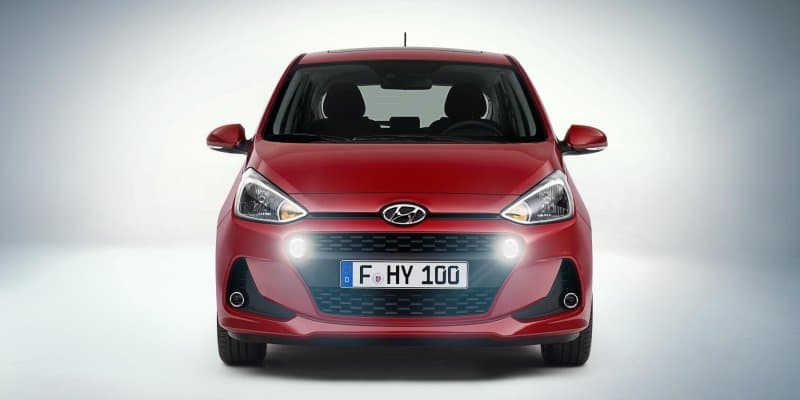 Hyundai Grand i10 Facelift India Launch in January 2017