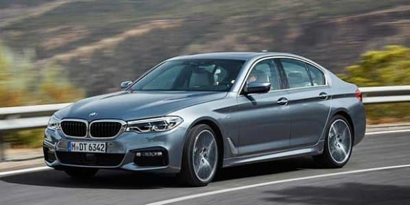 Confirmed: Next-Gen BMW 5 series to launch in India in 2017