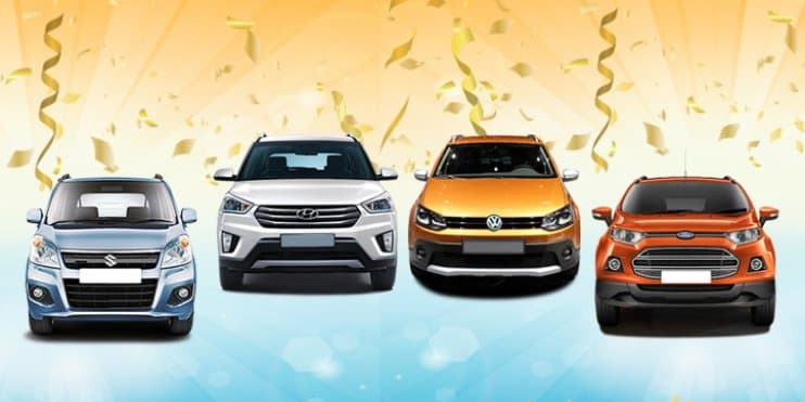 Current Offers and Discounts on Maruti, Hyundai, VW & Ford Cars – November 2016