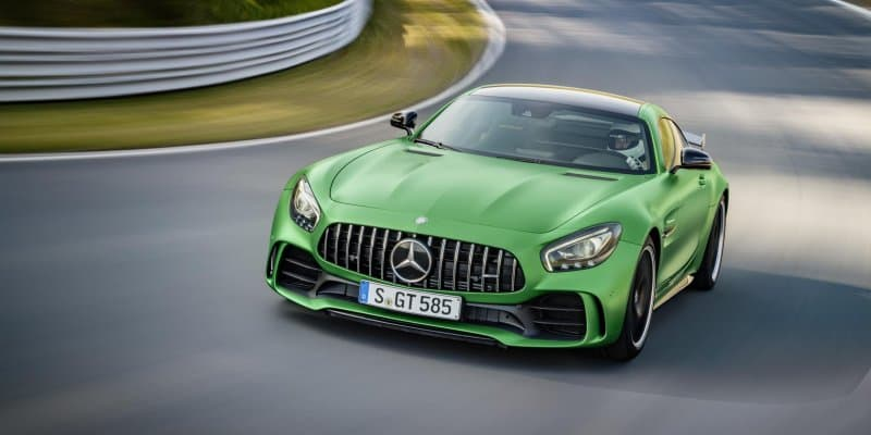 New Mercedes-AMG GT Variants and Pricing Announced