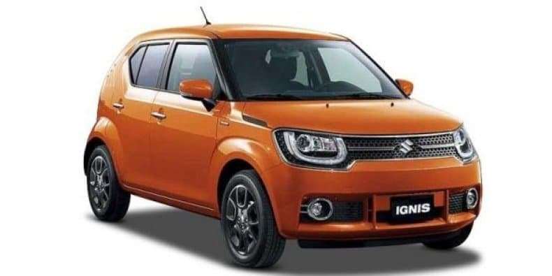Maruti Suzuki Ignis scheduled to launch in early 2017