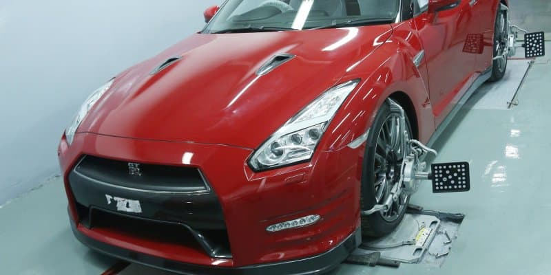 Nissan's opens its First High Performance Centre in Noida