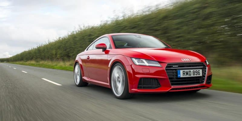 Right-Hand-Drive Audi TT TDI AWD Revealed