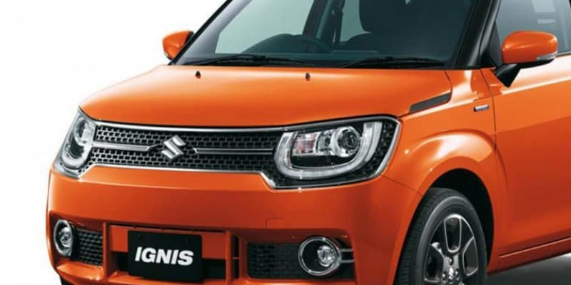 Maruti Suzuki Ignis specs revealed, coming to showrooms next month
