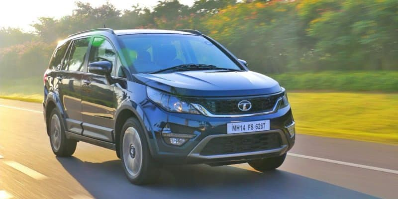 Now Book Tata Hexa at Just Rs. 999 at AUTOPORTAL