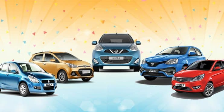 Current Offers and Discounts on Maruti, Hyundai, Toyota, Tata & Nissan Cars – December 2016