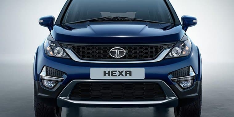 Tata Hexa inches closer to its road debut, company gears for its launch