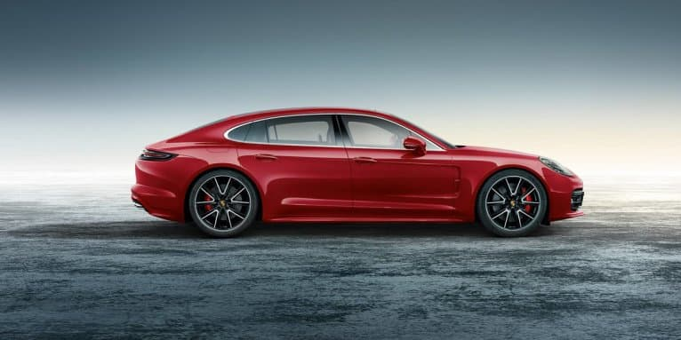 Special Porsche Panamera Executive Turbo unveiled to celebrate Christmas Spirit