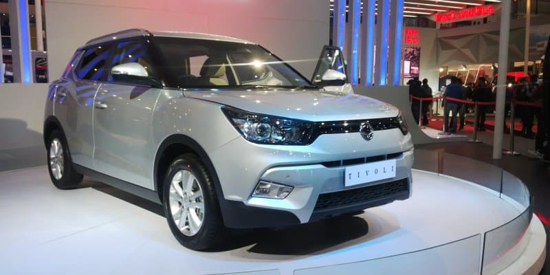 Official: Mahindra SsangYong Tivoli India Launch Ruled Out