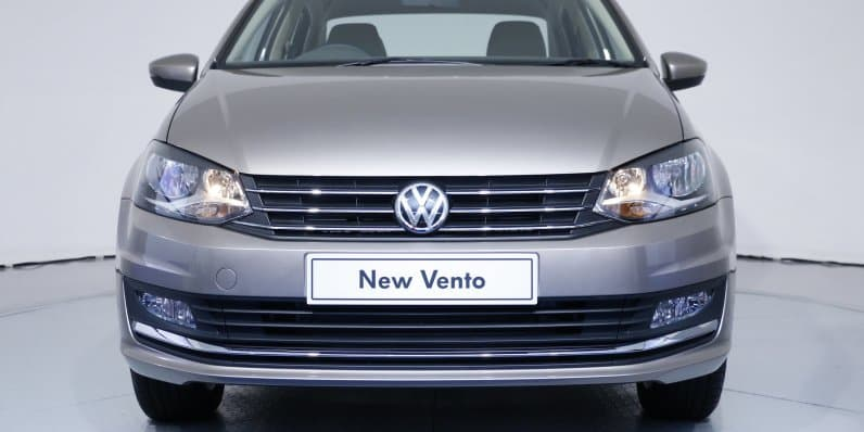 New Volkswagen Vento spied in Brazil, expected to hit Indian shores by 2018