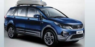 Tata Hexa to come with three customisable kits and a lot of accessories