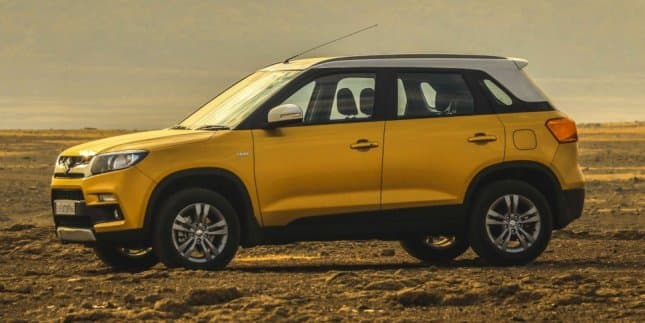 Maruti Vitara Brezza and Baleno waiting period to ease off with the new Gujarat plant