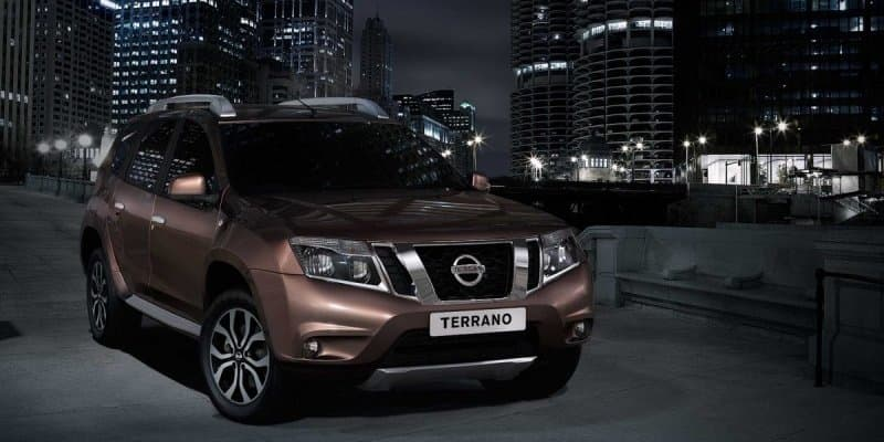 Nissan Terrano facelift to be launched in India in March 2017