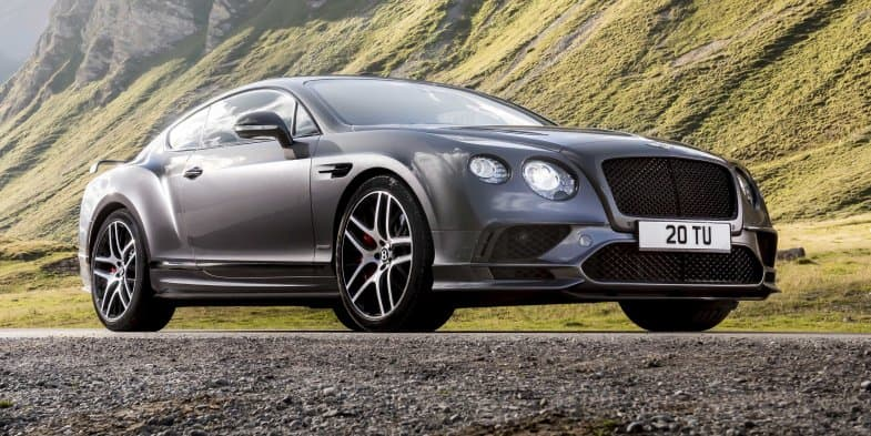 Unveiled - New Continental GT Supersports is the most powerful Bentley ever