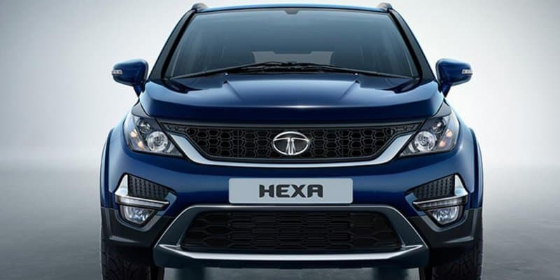 Tata Hexa prices leaked, exclusive showroom price might start from Rs. 12.30 lakhs