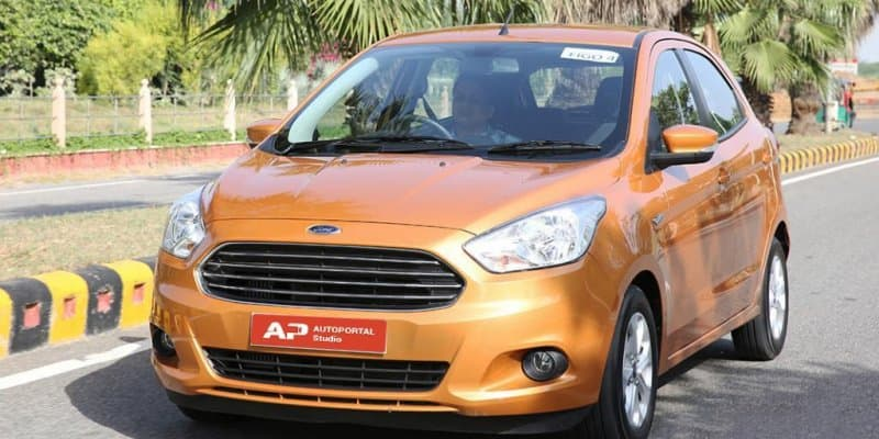 Ford Figo and Aspire lose some standard features across all variants in 2017