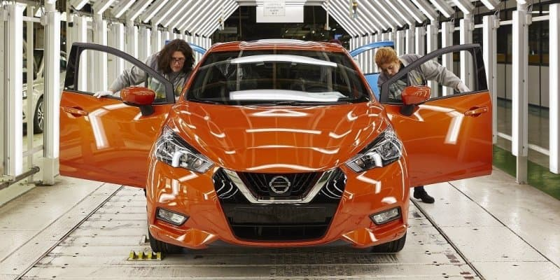 All-New Nissan Micra Production Starts in Europe