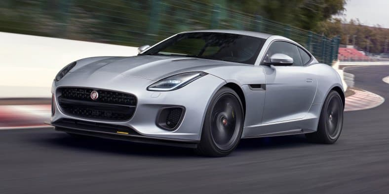 Unveiled - Refreshed 2018 Jaguar F-Type lineup with additional V6 model