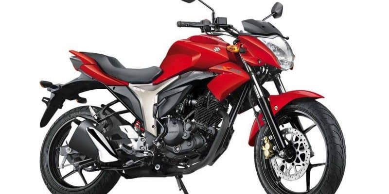 Indian made Suzuki Gixxer to be exported to Japan