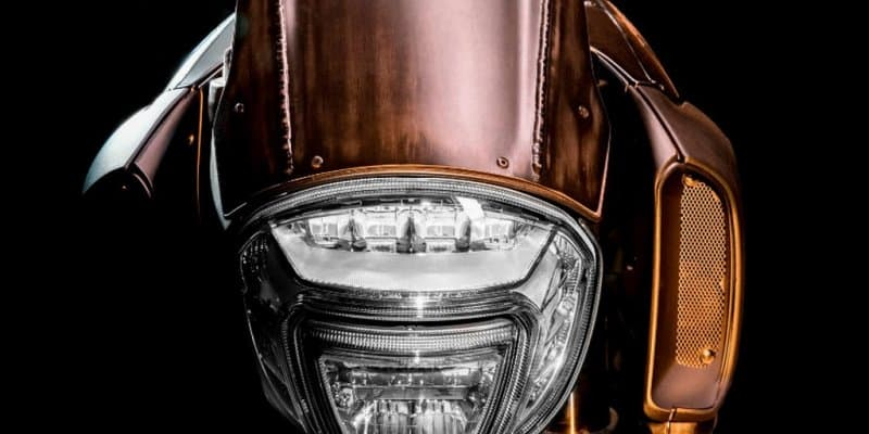 Ducati and Diesel collaborate to make limited edition Ducati Diavel Diesel