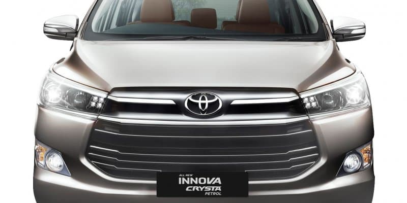 Toyota Innova becomes the highest revenue grossing product in India